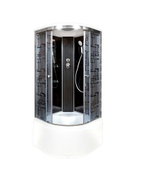 Душевая кабина Deto BM 4510 (100х100х220)