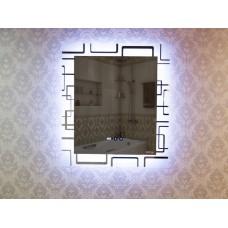 Зеркало Deto EM-60 (80x60x5мм).