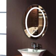 Зеркало Deto O-106 (100x60x5мм)