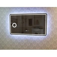 Зеркало Deto Z-100 (100x70x5мм)